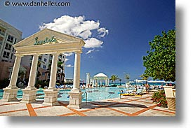 bahamas, capital, capital city, caribbean, cities, horizontal, island-nation, islands, nassau, nation, pillars, pools, resort, royal bahamian, sandals, tropics, vacation, photograph