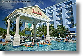 bahamas, bars, capital, capital city, caribbean, cities, horizontal, island-nation, islands, nassau, nation, pools, resort, royal bahamian, sandals, tropics, vacation, photograph