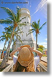 bahamas, capital, capital city, caribbean, cities, hats, island-nation, islands, nassau, nation, towers, tropics, vertical, water, water towers, photograph