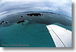 fisheye, horizontal, isles, palau, rock islands, tropics, photograph
