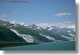 alaska, america, glaciers, horizontal, ivy, league, north america, united states, photograph