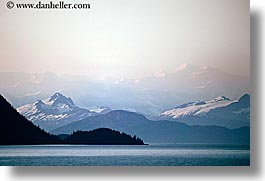 alaska, america, horizontal, mountains, north america, united states, photograph