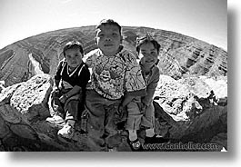 america, arizona, black and white, childrens, desert southwest, geese, horizontal, monument valley, north america, united states, western usa, photograph