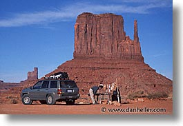 america, arizona, desert southwest, horizontal, monument, monument valley, north america, united states, valley, western usa, photograph