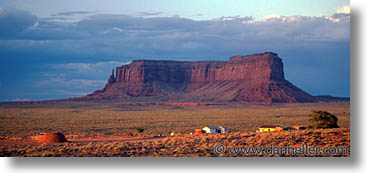america, arizona, desert southwest, horizontal, monument, monument valley, north america, panoramic, united states, valley, western usa, photograph