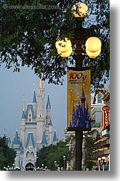america, disney, florida, magic kingdom, north america, orlando, united states, vertical, years, photograph