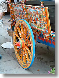 america, colors, disney, florida, north america, orlando, united states, vertical, wheels, photograph