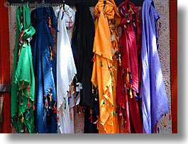 america, colorful, disney, florida, horizontal, north america, orlando, scarves, united states, photograph