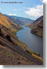 america, canyons, hells, hells canyon, idaho, north america, rivers, united states, vertical, photograph