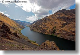 america, canyons, hells, hells canyon, horizontal, idaho, north america, rivers, united states, photograph