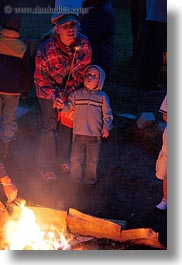 activities, america, boys, campfire, childrens, fire, idaho, jacks, marshmellows, north america, people, red horse mountain ranch, roasting, united states, vertical, photograph