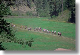 activities, america, horizontal, horseback riding, horses, idaho, north america, people, red horse mountain ranch, riding, united states, photograph