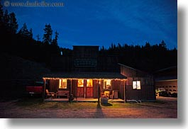 america, horizontal, idaho, nite, north america, red horse mountain ranch, saloon, united states, photograph