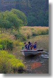 america, boys, childrens, idaho, north america, people, red horse mountain ranch, rowboats, united states, vertical, photograph