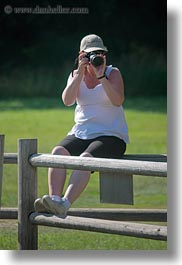 america, cameras, diane, idaho, north america, people, red horse mountain ranch, united states, vertical, photograph