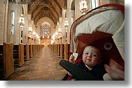 america, babies, buildings, chicago, churches, horizontal, illinois, north america, presbeterian, religious, united states, photograph