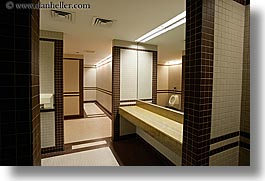 america, chicago, horizontal, illinois, north america, public, restrooms, united states, photograph