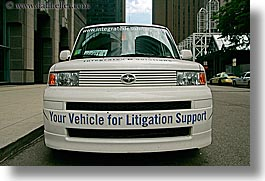 america, cars, chicago, horizontal, humor, illinois, litigation, north america, streets, united states, photograph
