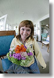 america, families, fisheye lens, flowers, indiana, lauren, north america, united states, vertical, photograph