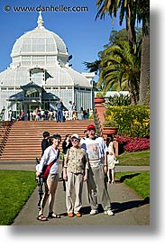 america, buildings, colors, conservatory, days, indiana, jills family, men, north america, people, personal, san francisco, united states, vertical, womens, photograph