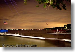 america, horizontal, indiana, lake house, lakes, long exposure, nite, north america, united states, photograph
