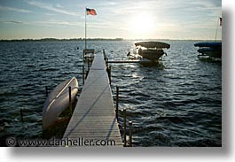 america, horizontal, indiana, lake house, lakes, north america, piers, united states, photograph