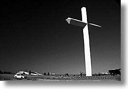 america, black and white, groom texas, horizontal, midwest, moncrossity, north america, united states, photograph