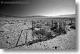 america, black and white, cerro, cerro gordo, gordo, graves, horizontal, nevada, north america, united states, western usa, photograph