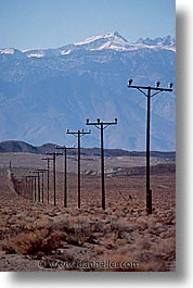 america, nevada, north america, phones, poles, scenics, united states, vertical, western usa, photograph