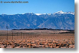 america, horizontal, nevada, north america, phones, poles, scenics, united states, western usa, photograph