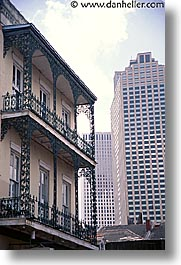 america, buildings, new orleans, north america, united states, vertical, photograph