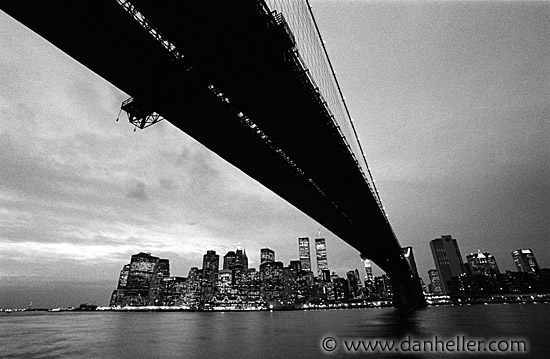 black and white city at night. bridge-city-night-bw.jpg