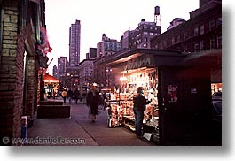 america, horizontal, neighborhoods, new york, new york city, news, north america, united states, vendors, photograph