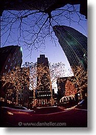 america, center, new york, new york city, north america, rock center, rocks, united states, vertical, photograph
