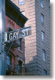 america, homosexual, new york, new york city, north america, streets, united states, vertical, photograph