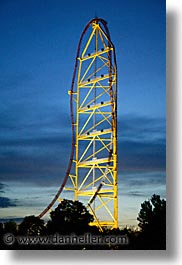 america, amusement park, cedar point, dragster, fun, games, north america, ohio, rides, sandusky, united states, vertical, photograph