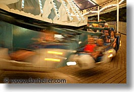america, amusement park, cedar point, fun, games, horizontal, matterhorn, north america, ohio, rides, sandusky, slow exposure, united states, photograph