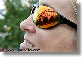america, amusement park, cedar point, fun, games, horizontal, north america, ohio, reflect, rides, sandusky, sunglasses, united states, photograph