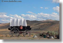 america, baker city, horizontal, mountains, north america, oregon, range, stage coach, transportation, united states, photograph