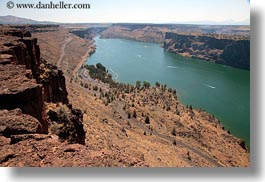 america, bill chinook, cove palisades, horizontal, lakes, north america, oregon, united states, photograph