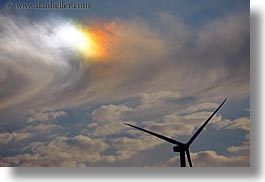 america, fire, horizontal, landscapes, mill, mind, north america, oregon, rainbow, scenics, united states, photograph