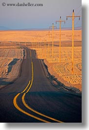 america, emotions, north america, oregon, roads, scenics, solitude, sunsets, united states, vertical, photograph