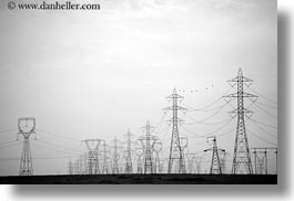 america, horizontal, massive, north america, oregon, scenics, telephone wires, telephones, united states, wires, photograph