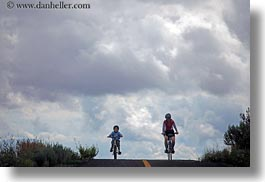 activities, america, bike path, biking, boys, bryce canyon, childrens, clouds, horizontal, jacks, nature, north america, paths, people, sarah, sky, united states, utah, western usa, womens, photograph