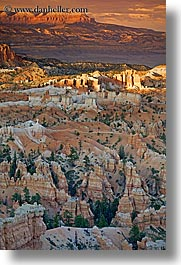 america, bryce, bryce canyon, canyons, north america, scenics, slow exposure, united states, utah, vertical, western usa, photograph