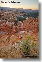 america, bryce canyon, morning, north america, scenics, sunrise, united states, utah, vertical, western usa, photograph