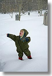 america, babies, boys, jacks, north america, park city, snow, toddlers, united states, utah, vertical, western usa, photograph