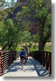 america, bikes, boys, childrens, north america, people, united states, utah, vertical, western usa, zion, photograph