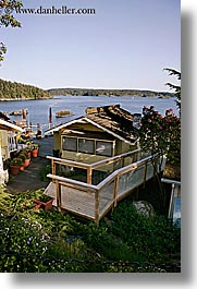 orcas island, seaside, hotel, washington, united states, photograph