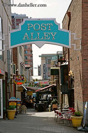 post alley 1. Black Bedroom Furniture Sets. Home Design Ideas
